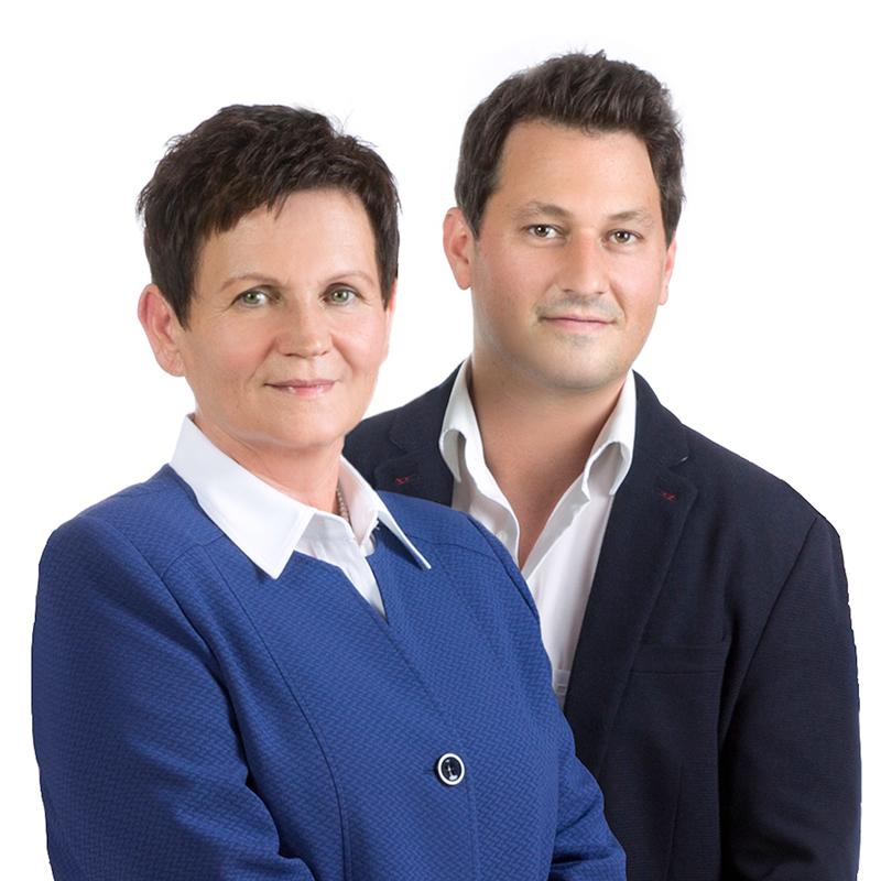 Hermi und Matthias Haider