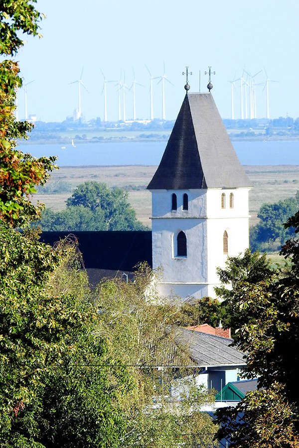 Kirche Breitenbrunn am Neusiedler See